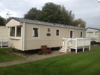 Cheap 3 bed Caravan on Talacre Beach 5* park in north wales