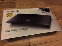 Samsung 4K Ultra HD Blu-ray Player
