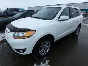 2010 HYUNDAI SANTA FE SPORT WTH LTHRT SUNROOF EASY CAR FINANCING