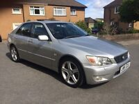 LEXUS IS 200 SE SOLD FOR SPARES OR REPAIR