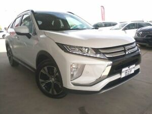 2018 Mitsubishi Eclipse Cross YA MY18 LS 2WD White 8 Speed Constant Variable Wagon Ravenhall Melton Area Preview