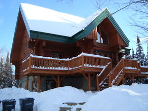 Laurentide Mont-tremblant location chalet