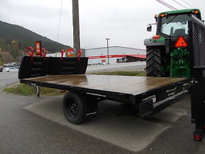 2017 SOUTHLAND SLED TRAILER 8X12