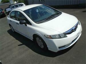 2010 HONDA CIVIC 123000KM, AIR, GR.ELECT $4995