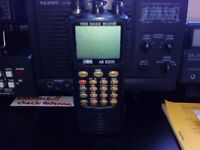 AOR AR-8200 mk 2 HANDHELD WIDE RANGE RECEIVER EXCHANGE FOR GRANT 2 RADIO