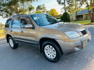 2007 Mazda Tribute MY2006 Gold 4 Speed Automatic Wagon Camden Camden Area Preview