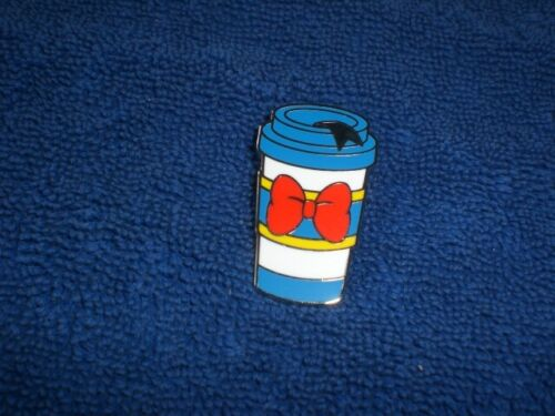 Disney Store 2021 COFFEE CUP Mystery Series DONALD DUCK  Pin