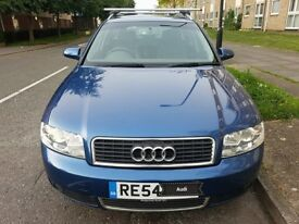 Audi A4 Estate Automatic 2.5 Diesel 2004