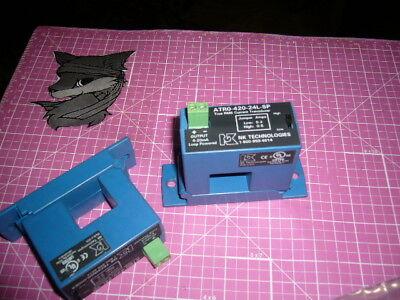 Ac Current Transducer Nk Technologies Atr0-420-24l-sp 4-20ma Loop Power Newnb