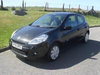 Renault Clio 1.2 16v ( 75bhp ) 2009MY Extreme MOT 3/5/18 Only 73725 mls 3 Dr