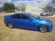 2010 HOLDEN COMMODORE VE SV6 ** STUNNING VOODOO BLUE ** AUTO !! East Rockingham Rockingham Area Preview