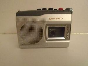 SONY CASSETTE / RECORDER / PLAYER