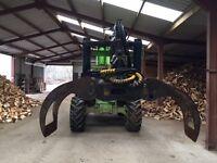 Timber Grab and Rotator