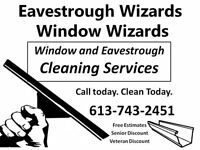 Window Cleaning Services ~ Gutter Cleaning Services