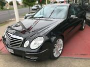 2006 Mercedes-Benz E280 W211 MY07 Avantgarde Black 7 Speed Sports Automatic Sedan Maidstone Maribyrnong Area Preview