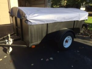 5x8 Trailers Buy Or Sell Used Or New Cargo Trailers In Ontario