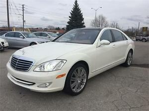 2009 Mercedes-Benz S550|NIGHT VISION|NAV|CAM|SUNROOF|LEATHER|