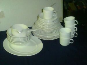 Johnson Bros Athena Ironstone Dinnerware Set