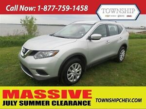 2015 Nissan Rogue - All Wheel Drive - Automatic - Factory Warran