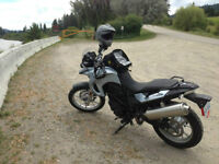 BMW F650GS in mint condition