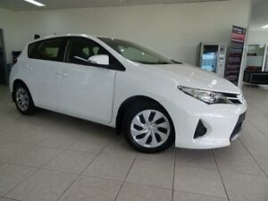 2015 Toyota Corolla ZRE182R Ascent White 7 Speed CVT Auto Sequential Hatchback Westcourt Cairns City Preview