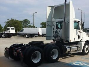 freightliner columbia 2007 13 speed