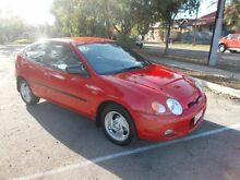 1994 Ford Laser KJ Lynx Flame Red 5 Speed Manual Hatchback Alberton Port Adelaide Area Preview