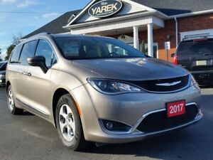 2017 Chrysler Pacifica Touring-L Plus, Leather Heated Seats/Whee