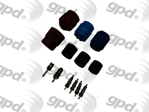 A//C System Valve Core and Cap Kit Global 1311574