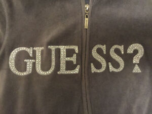 BRAND NEW GREY GUESS TRACKSUIT!!