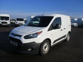 Ford Transit Connect 1.5 DCI 75 PS VAN DIESEL MANUAL WHITE (2016)