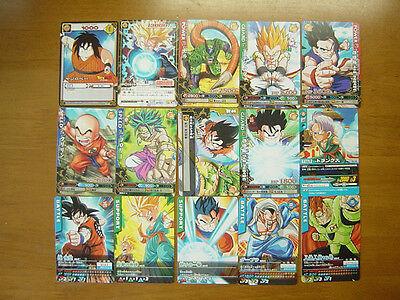 Dragon Ball Super Heroes Card Japan DB USED lot 50 Mixed ORIPA DBH Common DB-01