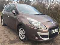 2010 Renault Scenic 1.5 DCI TOMTOM Edition ***TOP SPEC***