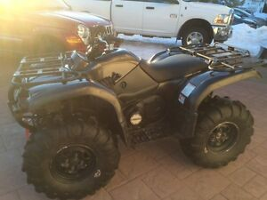 Yamaha Grizzly 660 Limited Edition