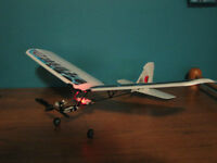 Etomic Ember 2 indoor RC plane