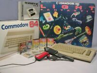 Commodore Amiga, C64, Amstrad, Spectrum, Atari computers and games Wanted!