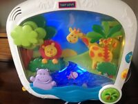 Tiny Love Night & Day Crib Soother -Lullaby Light Box