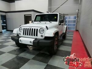 2016 Jeep Wrangler Unlimited SAHARA/UNLIMITED