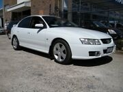 2006 Holden Commodore VZ MY06 SVZ White 4 Speed Automatic Sedan Wangara Wanneroo Area Preview