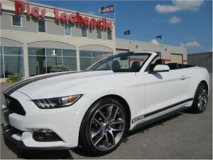 2015 Ford Mustang Convertible Premium Package, Navigation