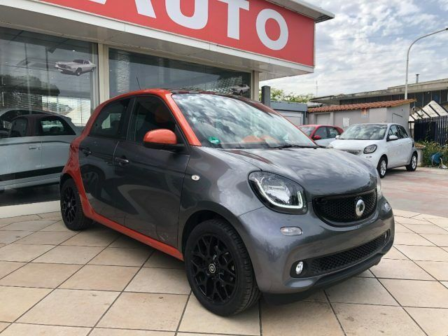 SMART ForFour EDITION#1 1.0 71CV SPORT PACK NAVI PANORAMA LED