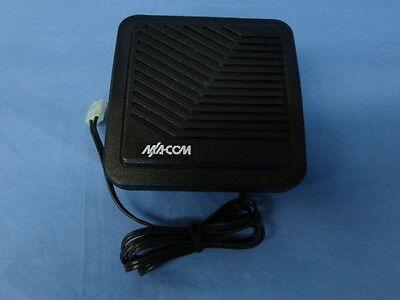 Macom Harris M7100m7300 M5300 Orion Mobile Radio Speaker Wcordplugbracket