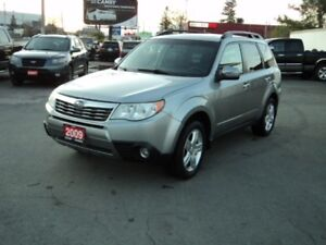 2009 Subaru Forester LIMITED
