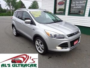 2015 Ford Escape Titanium AWD only $227 bi-weekly all in!