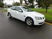 2006 Holden Calais VE White 5 Speed Sports Automatic Sedan Somerton Park Holdfast Bay Preview