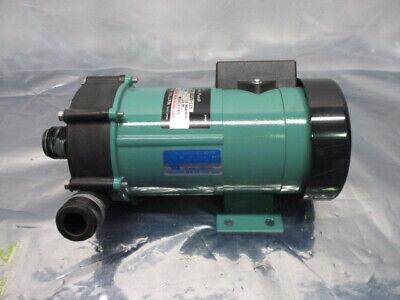 Iwaki MD-55LFZ-115 Magnetic Pump, MD-55R, 13 GALS/MIN, 19 FT, RS1264