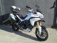 Ducati MULTISTRADA 1200 S TOURING MOTORCYCLE