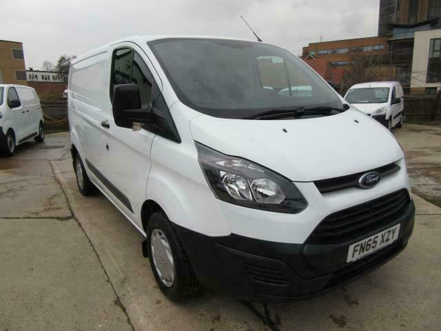 8530a1cce3 Ford Transit Custom 290 L1 DIESEL FWD 2.2 TDCI 100PS LOW ROOF VAN EURO 5  (2015)
