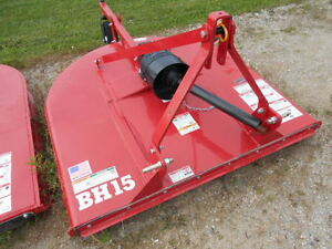BUSH HOG ROTARY MOWER BH15