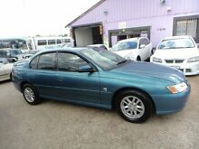 2004 Holden Commodore VY II Acclaim Blue 4 Speed Automatic Sedan North St Marys Penrith Area Preview